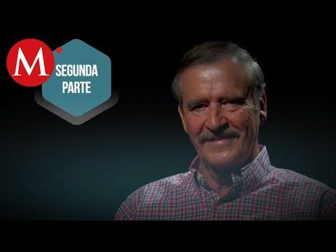 Vicente Fox, ex presidente de México | Tragaluz