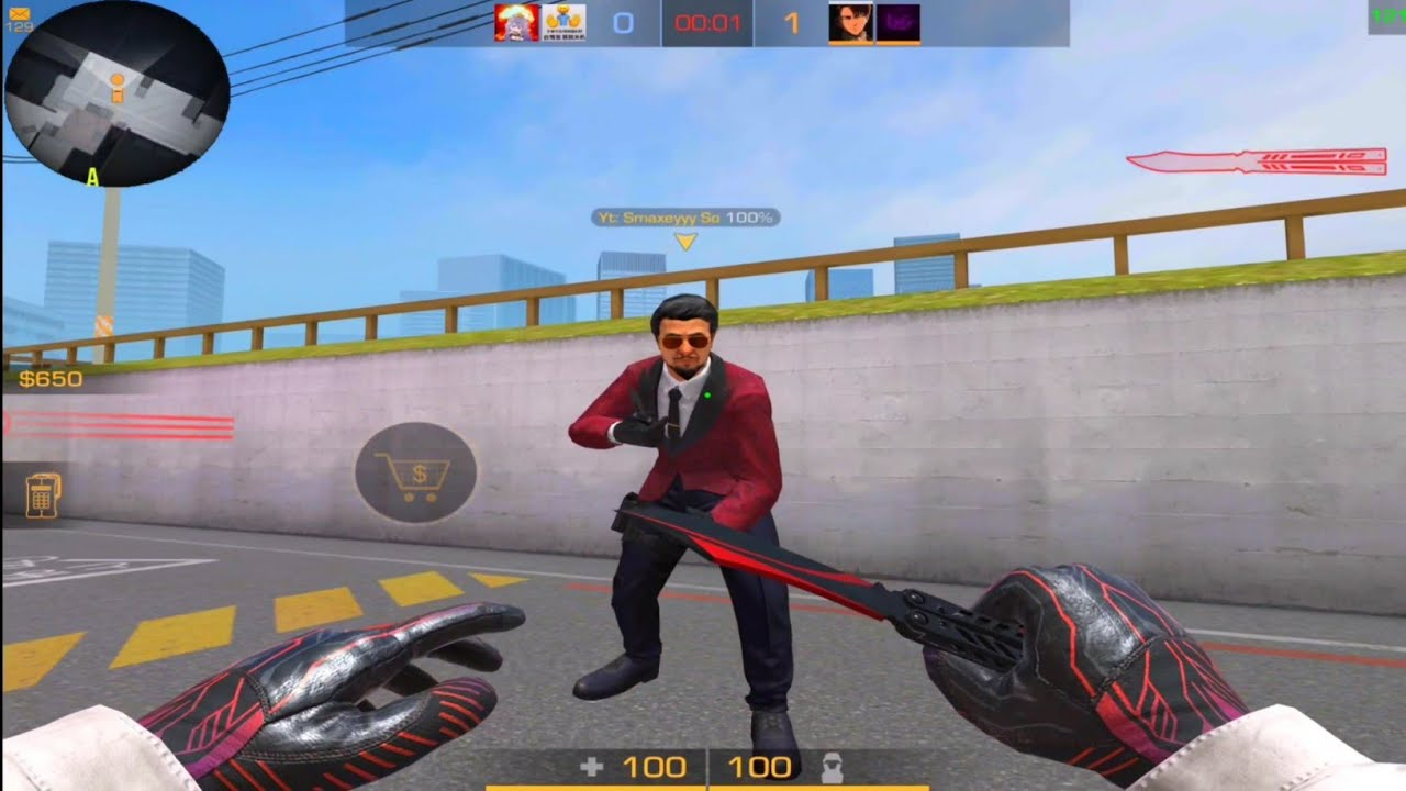 Standoff 2 Full Allies Mode Gameplay  0160 Update