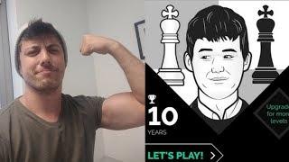 Dünya Şampiyonu Magnus Carlsen'e Meydan Okuyorum #10