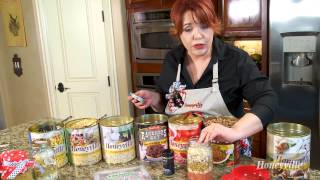 Honeyville Meals In A Jar (baked Ziti Casserole) With Chef Tess