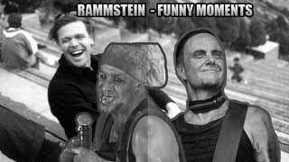 Rammstein   Funny Moments