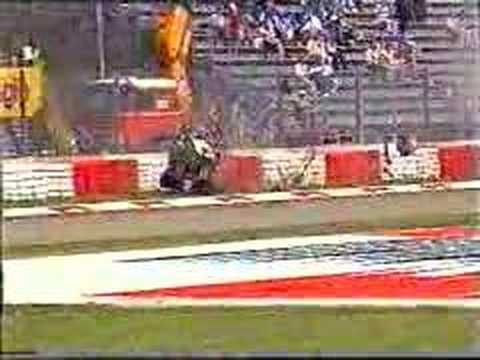 Autos By Nelson >> Barrichello Crash Imola 1994 - YouTube