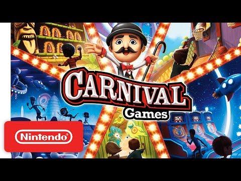 Carnival Games - Launch Trailer - Nintendo Switch