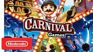 Carnival Games - Launch Trailer - Nintendo Switch