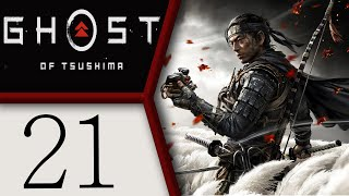 Ghost of Tsushima playthrough pt21 - The Rescue of the Straw Hats, and Some Swinging Fun