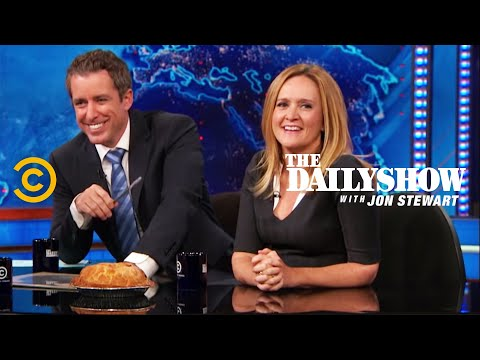 The Daily Show: 10/7/14 in :60 Seconds