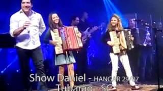 Giovana & Sofia - Show Daniel / Tubarão -SC