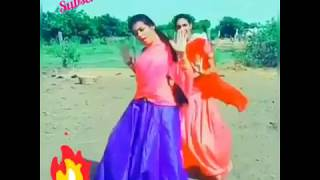 Hot dance college girl and boy friend