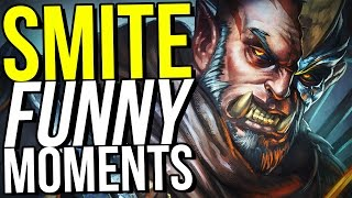 BEST GOD IN THE GAME! (Smite Funny Moments)