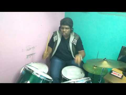 Petta - Madura petta theme song |drums cover | by Hariharan | ft:anirudh