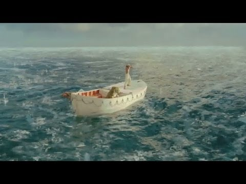 Flying Fish - Life Of Pi