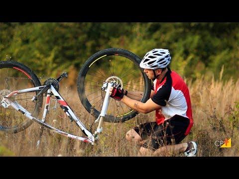 Como Desempenar Roda de Bicicleta - Curso a Distância de Bicicleta