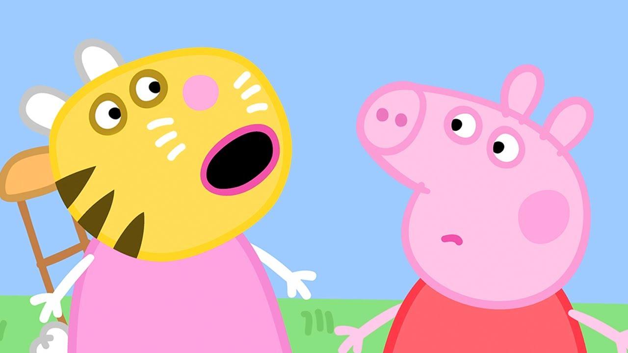 Peppa Wutz   Zusammenstellung von Folgen   Peppa Pig Deutsch Neue Folgen   Cartoons für Kinder