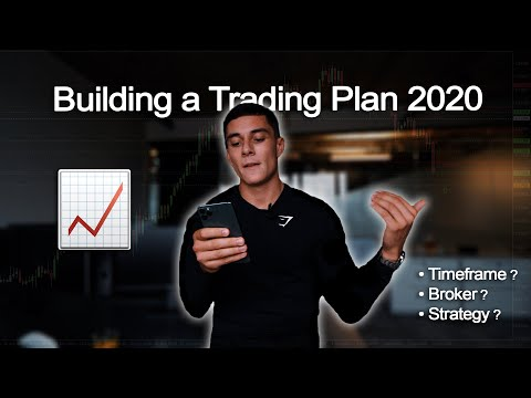 Building a Trading Plan in 2020 (Forex)