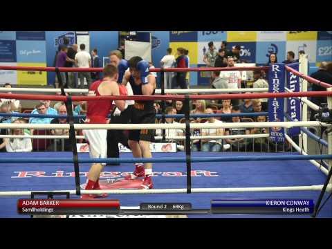 Haringey Box Cup Live Finals - Adam Barker v. Kieron Conway