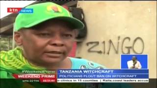 TANZANIAN WITCHCRAFT; Politicians flout ban on witchcraft in major part of Tanzania