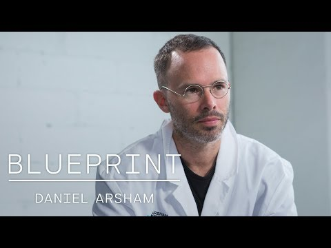 How Daniel Arsham's Experimental Art Attracted Collabs With Pharrell and Adidas   Blueprint
