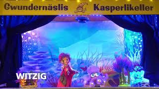 Trailer Dr Kasperli im töife Meer