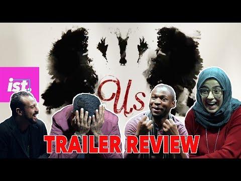 Jordan Peele's Us Trailer Reaction - Is it as good as Get Out?