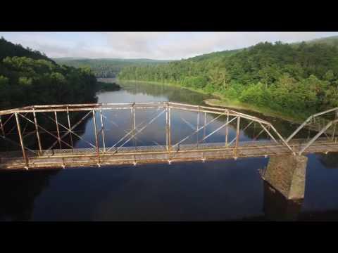 Delaware River- Aerial Tour