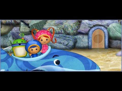 Team Umizoomi on Nick Jr | Shark Car Race to the Ferry ...
