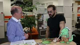 Studio CORRECT!V: Bastian Schlange über einen fiktiven Tierpark als Recherchemethode