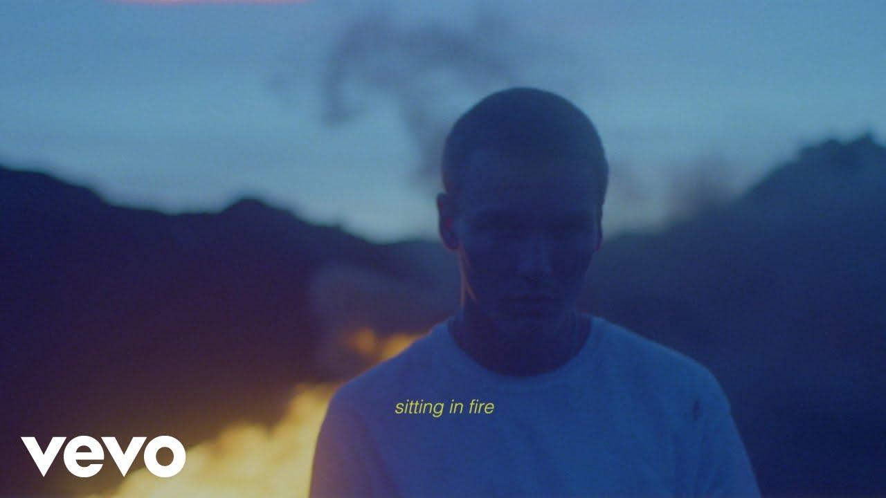 MASN - Sitting In Fire (Lyric Video)