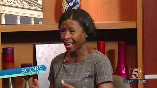 SCORE on Business: Jacqueline Hayes p1