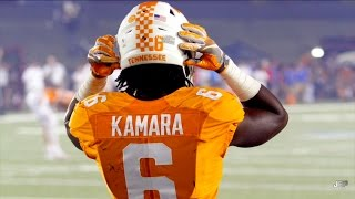 Tennessee RB Alvin Kamara 2016 Highlights ᴴᴰ