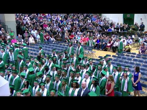 Nathan Hale High School Graduation 2018