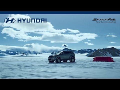 Hyundai | Shackleton's Return | An Endurance Expedition with the Santa Fe