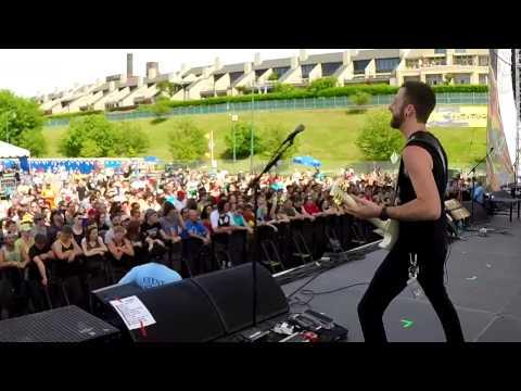 Prosevere - Beale Street Music Festival 2015 - Hurts Like Hell clip