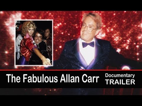 The Fabulous Allan Carr 2018 Documentary : Bruce Vilanch, Sherry Lansing