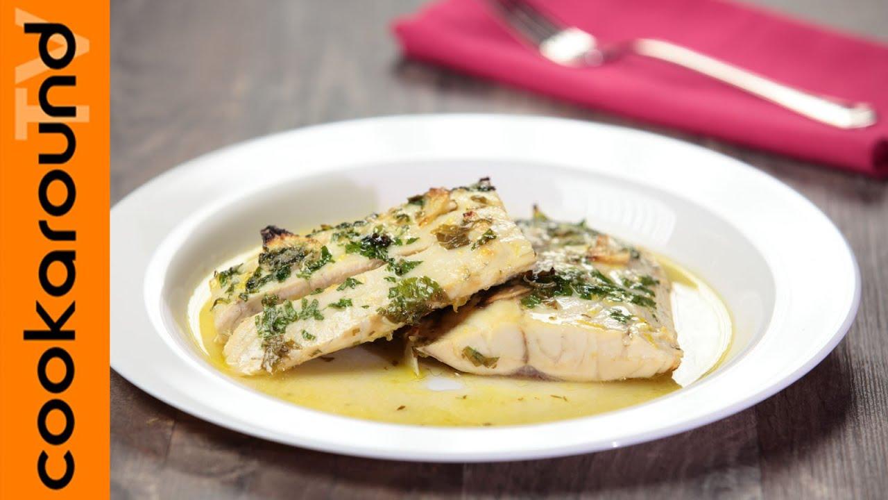 Filetto di spigola al profumo di limone ricette secondi for Ricette di pesce