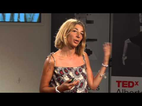 The sun is the queen of torches: Mira Calix at TEDxAlbertopolisSalon