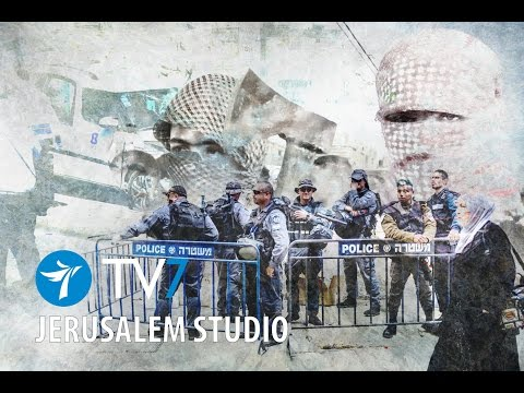 "Jerusalem Studio: ""One year to the wave of violence"""