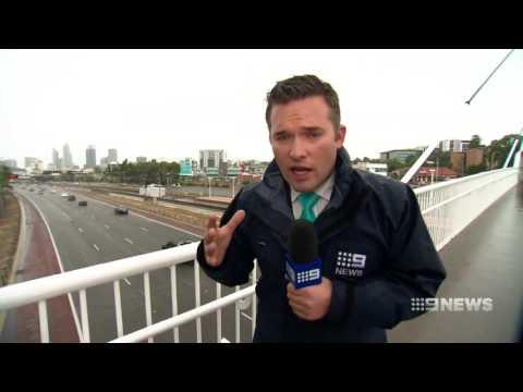Perth Congestion   9 News Perth
