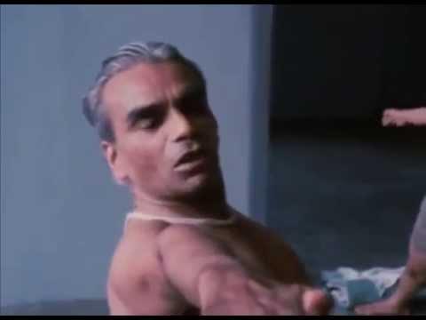 BKS Iyengar Yoga Training - 1968 Bombay - Aadil Palkhivala