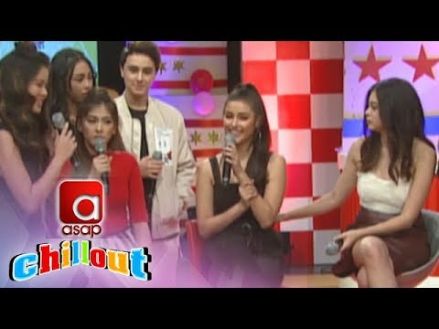 ASAP Chillout: Liza shares her most unforgettable moment with Enrique