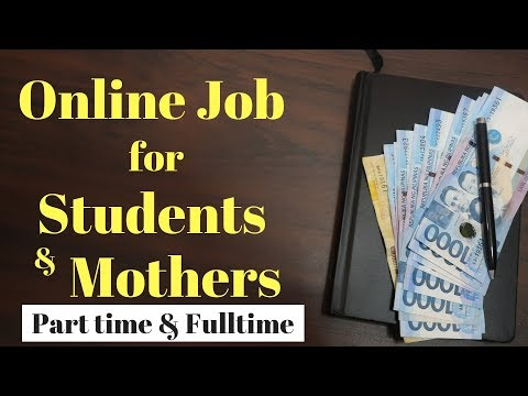 Paano Kumita  ng 10,000 to 50,000 / month - Sa Online Job - (Working Students / Moms / Under Grads)