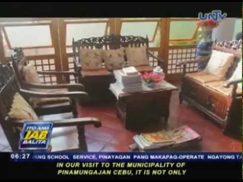 Mahigit P2-M halaga ng antique collection, isa sa tourist attractions sa Pinamungajan, Cebu