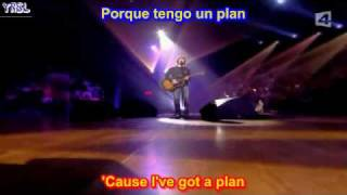 James blunt   You're beautiful (SUBTITULADO  EN ESPAÑOL  Y EN INGLES LYRICS SUB)