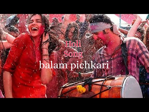Balam Pichkari Download Mp3 Mp3 Lyrics Download Gicpaisvasco Org