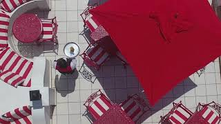 The Oyster Box Hotel Drone Footage
