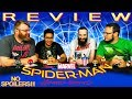 Spider man Homecoming Non Spoiler MOVIE REVIEW