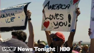 The Activists And Politicians Rallying Against Trump's Immigration Policy (HBO)