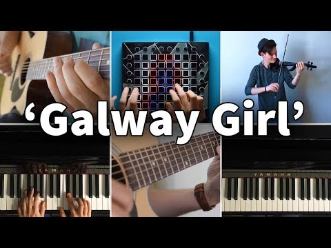 Who Played It Better: Galway Girl - Ed Sheeran (Guitar, Launchpad, Piano, Violin)