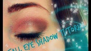 Fall EyeShadow Tutorial using nude colors Thumbnail