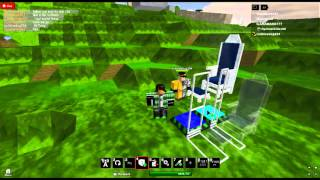 TonyHawk557's ROBLOX flying chair