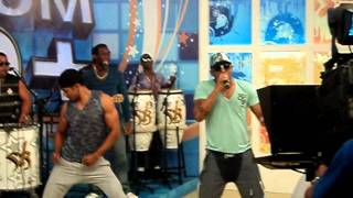 saiddy bamba no programa Bom D+(Oh My Good)♫